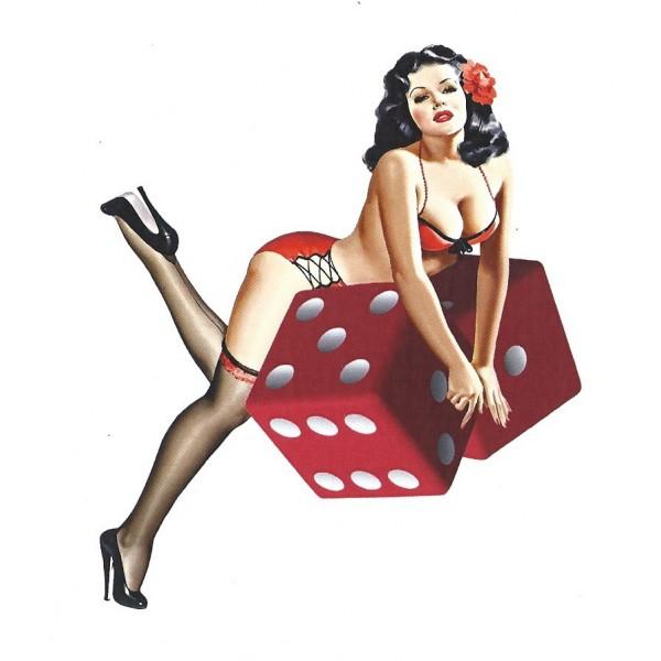 Red devil eightball porn