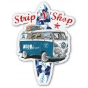 Sticker splity moon family StripnShop combi bigadaddyjoe Petit