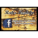 Sticker rat's look fr facebook flyer rats look fr 1