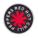 Patch ecusson thermocollant red hot chili peppers rock band