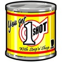 Sticker Strip'n'Shop SnS one 1 shot pinstriping peint pot de peinture
