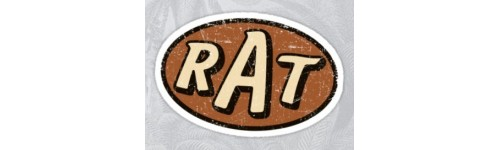 Stickers Rats, Rust, Used, Patina, Hoodride...