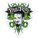 Sticker Ed Big Daddy Roth pinstriping kustom kulture 1